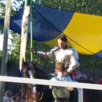 Photo taken at Fly Chairs at Bristol Renaissance Faire by George S. on 8/28/2016