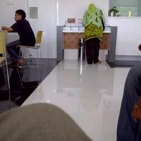 Photo taken at Bank Mandiri Halim PK by Usman S. on 4/17/2014