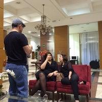 Photo taken at Villa Vergueiro Hotel by Ricardo L. on 8/21/2014