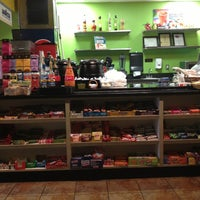 Photo taken at Uptown Cafe by Rasheeda A. on 4/16/2013