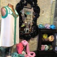 Photo taken at Fine Finds Boutique by Christina on 6/19/2013