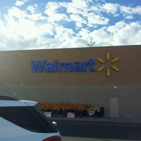 Photo taken at Walmart Supercenter by Ismile on 10/20/2012