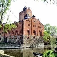 Photo taken at Замок Радомиcль / Radomysl Castle by Sergey M. on 5/2/2013