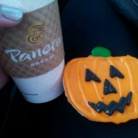 Photo taken at Panera Bread by Nicci S. on 9/26/2012