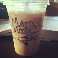 Photo taken at Starbucks by Matt on 9/21/2012