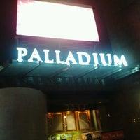 Photo taken at Palladium by Paul Joshua T. on 11/29/2012