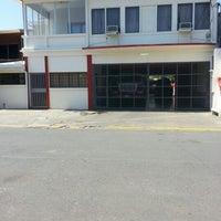 Photo taken at bomberos Puntarenas by David A. on 1/31/2013