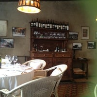 Photo taken at Bistrot by Airina V. on 3/8/2013