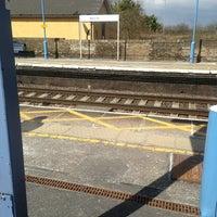 Photo taken at Marks Tey Railway Station (MKT) by Jordi H. on 3/29/2013