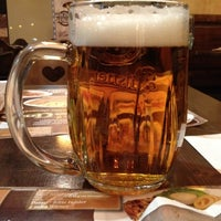Photo taken at Wiener Haus by Alessandro on 11/16/2012