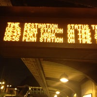 Photo taken at LIRR - Bayside Station by Mike M. on 10/19/2012