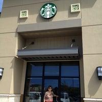 Photo taken at Starbucks by Cyn on 5/21/2013