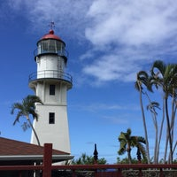 Photo taken at Diamond Head Lighthouse by Cyn on 5/25/2017