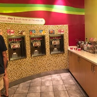 Photo taken at Menchie's by Cyn on 2/17/2018