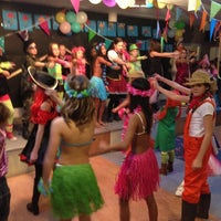 Photo taken at Jozefschool by Peggy S. on 2/8/2013