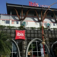 Photo taken at Ibis Hotels by agung a. on 7/19/2015