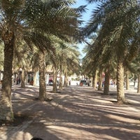 Photo taken at Salwa Park by Mohamad J. on 1/24/2013