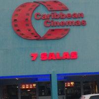 Photo taken at Caribbean Cinemas by Elena Kruz on 3/1/2013