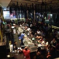 Photo taken at Cape Town Cafe by Elena Kruz on 9/27/2014