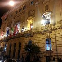 Photo taken at Camera di Commercio Salerno by Daniele O. on 9/21/2012