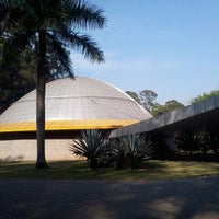 Photo taken at Planetário Professor Aristóteles Orsini by Cristiane M. on 11/6/2012