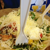 Photo taken at Qdoba Mexican Grill by Jan on 5/14/2013