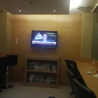 Photo taken at Singapore Airlines Lounge by sutanto a. on 9/23/2014