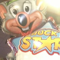 Photo taken at Chuck E. Cheese's by Jay on 1/27/2013