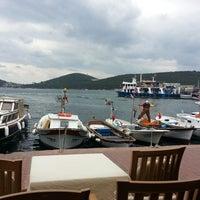 Das Foto wurde bei Burgazada Sahil von Mehmet Y. am 7/19/2013 aufgenommen