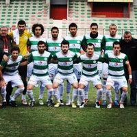 Photo taken at Maltepe Hasan Polat Stadı by MUHAMMET Ç. on 3/23/2013
