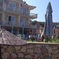 Photo taken at Günes  Butik Pansiyon by SEMRA🌸🍃 on 12/24/2012