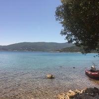 Photo taken at Amanrüya Beach Club by M I. on 5/29/2016