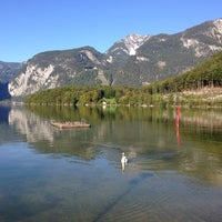 Photo taken at Haus Am See by Polina L. on 9/25/2013