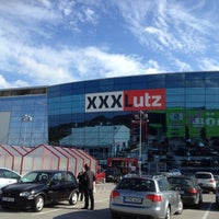 Photo taken at XXXLutz by Лена on 10/2/2012