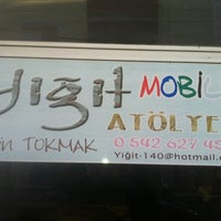 Photo taken at Yigit mobilya by Yigit T. on 12/13/2012