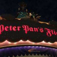 Photo taken at Peter Pan's Flight by Gustavo M. on 7/13/2017