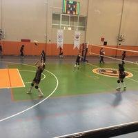 Photo taken at Beden Eğitimi ve Spor Yüksekokulu by Çağatay B. on 3/25/2017
