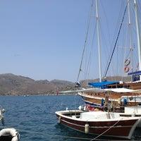 6/29/2013 tarihinde Serdar Ç.ziyaretçi tarafından Bozburun Marina'de çekilen fotoğraf