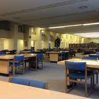 Photo taken at Raynor Memorial Libraries by Timo on 3/11/2013