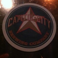 Photo taken at Capitol City Brewing Company by Wayne on 7/25/2013