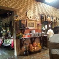 Photo taken at Restaurante Panela de Pedra by Marianna M. on 11/4/2012