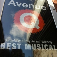 Photo taken at Avenue Q by Heather on 7/5/2013