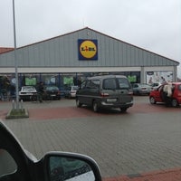 Photo taken at Lidl by Lia S. on 3/30/2013