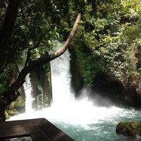 Foto diambil di Banias Waterfall oleh Heather N. pada 6/9/2013
