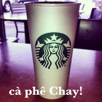 Photo taken at Starbucks by Rio Ty T. on 4/8/2013