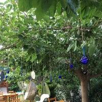 Photo taken at Altun Hotel/Pansiyon by Ebru G. on 7/21/2016