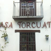 Photo taken at Casa Torcuato by Maumau on 11/18/2012