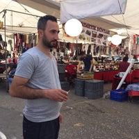Photo taken at Cumartesi Pazarı - Sefaköy by Faruk Furkan on 11/26/2016