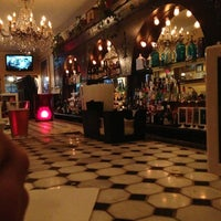 Photo taken at Leon's Lounge by Ava on 3/18/2013