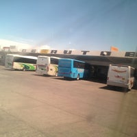 Photo taken at Central de Autobuses by PaKo on 3/29/2013